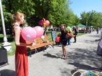 Магнитогорская Вита знакомит горожан с этичным образом жизни