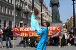 Петербуржцы - За российский цирк Без жестокости - За цирк без использования животных