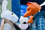 Праздник этичной моды «Животные – не  одежда!» в Коломенском
