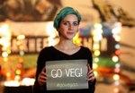 Международный день Вегана прошёл в Петербурге