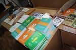 >В городе Мозырь открывается 2-я в Белоруссии веган-библиотека</strong><br><br>ВИТА направляет для библиотеки серию изданных организацией книг