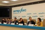 """В Международный день вегана 1 ноября в ИА """"Интерфакс"""" состоялась пресс-конференция на тему: """"Веганы: ради жизни и будущего планеты. Веганское движение в России"""""""