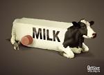 >США пытаются продать излишки молока Китаю