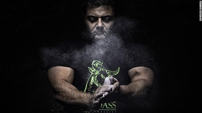 Самый сильный человек мира, сильнейший человек Германии -  веган Патрик Бабумян