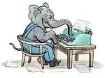 >ВИТА сегодня направила обращение к президенту Союза зоопарков и аквариумов России (СоЗАР) с просьбой обозначить свою позицию по факту продажи слоненка Эколь из ростовского зоопарка в цирк Запашных