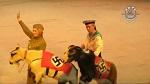 """>""""Остановите самолёт, я слезу!"""": под рождество РПЦ устроила в цирке шоу с животными в нацистской форме"""