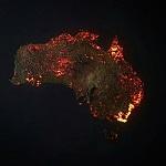 >Глобальное потепление и пожары в Австралии. Процесс серьезных изменений на планете вступает в активную фазу - ВИДЕО