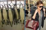 Виктория Бекхэм прекращает использовать экзотические шкуры животных после призыва к веганству