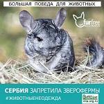 Сербия начала 2019 год с запрета звероферм