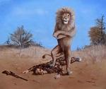 >Не охотьтесь, люди, на животных!