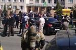 >Охотник устроил расстрел детей в школе в Казани