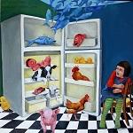 20 марта - Международный день без мяса - день без лжи, день без убийства