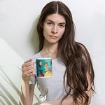 Винни-Пух призвал к веганству - VEGANISKA на выставке рекламных щитов