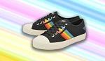 >Британская обувная компания Gola запустила вега́нскую коллекцию обуви, пройдя строгую сертификацию | ФОТО