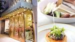 Франция: Ladurée превратили свой знаменитый чайный зал в  Париже в полностью вега́нский
