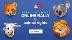 2 апреля 2020 года пройдет Страница события: первый Международный онлайн-митинг за права животных