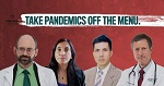 Уберите пандемию из меню