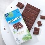 Кампания Mars представила веганскую версию своих шоколадных батончиков Topic и Bounty