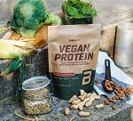 >Микроорганизмы вместо коров: экологически безопасный сырный протеин - веганский