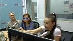 Серия передач о правах животных и вега́нстве на Москва ФМ